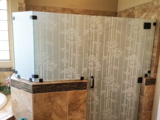 Front Door & Bathroom Privacy